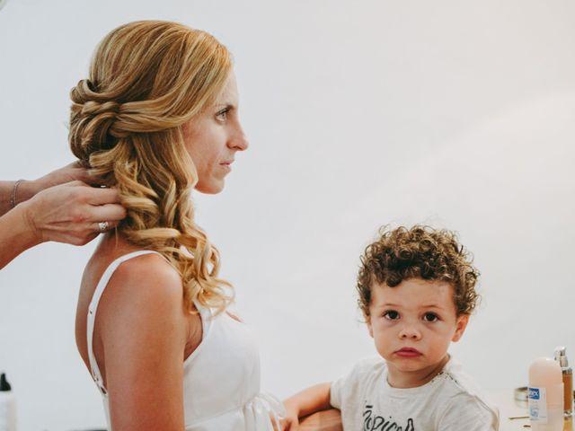 La boda de Israel y Pamela en Cala De San Vicente Ibiza, Islas Baleares 5