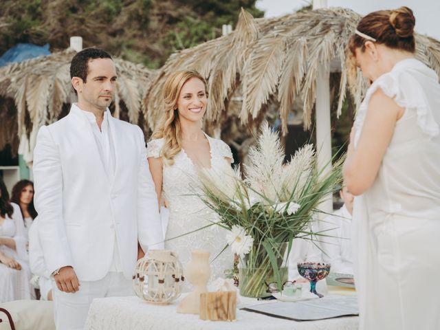 La boda de Israel y Pamela en Cala De San Vicente Ibiza, Islas Baleares 11