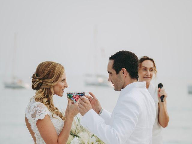 La boda de Israel y Pamela en Cala De San Vicente Ibiza, Islas Baleares 14