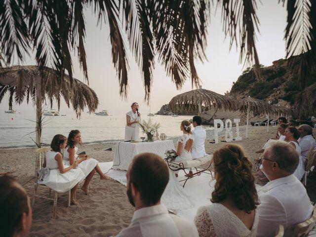 La boda de Israel y Pamela en Cala De San Vicente Ibiza, Islas Baleares 15