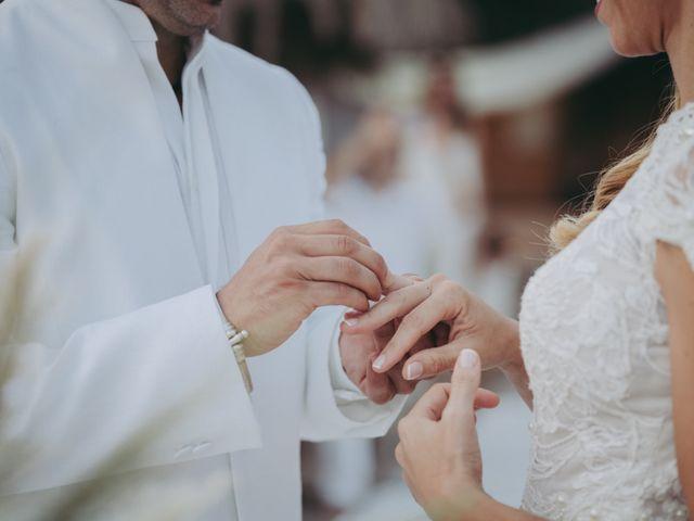 La boda de Israel y Pamela en Cala De San Vicente Ibiza, Islas Baleares 20