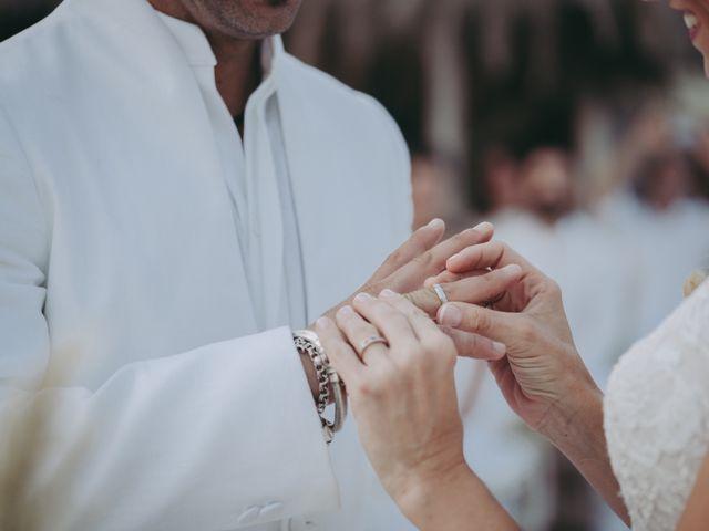 La boda de Israel y Pamela en Cala De San Vicente Ibiza, Islas Baleares 21