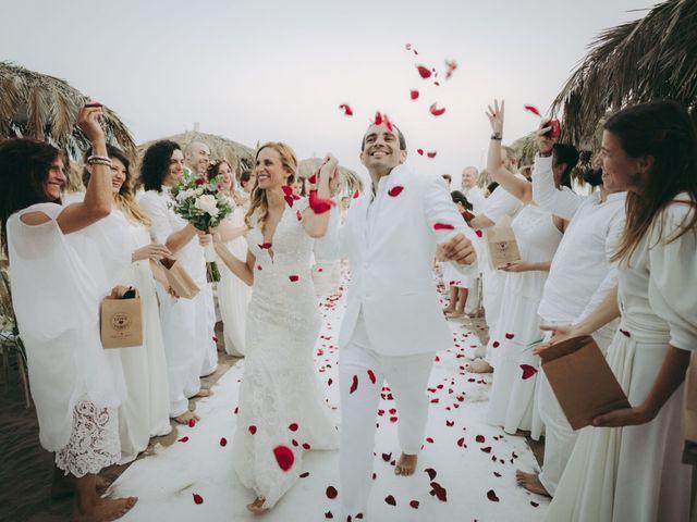 La boda de Pamela y Israel