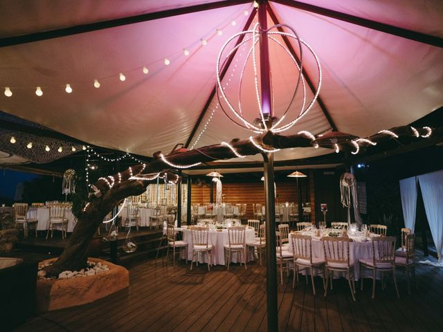 La boda de Israel y Pamela en Cala De San Vicente Ibiza, Islas Baleares 26