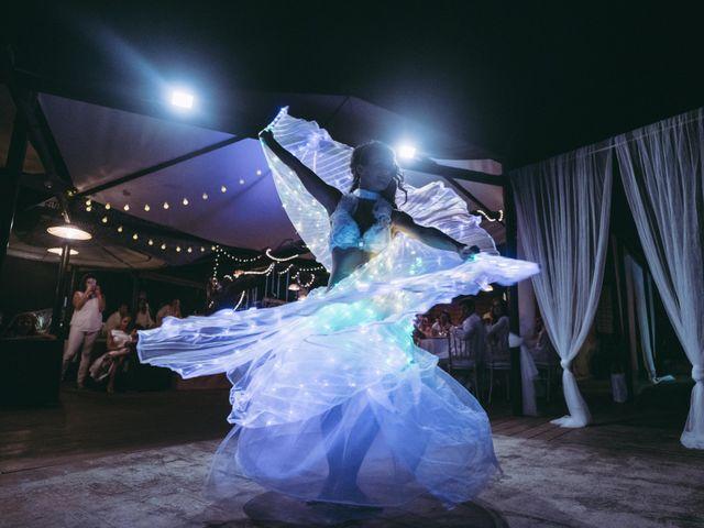 La boda de Israel y Pamela en Cala De San Vicente Ibiza, Islas Baleares 27