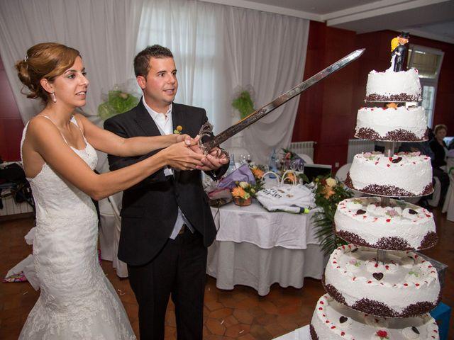 La boda de Andrés y Eva en Cañete, Cuenca 3