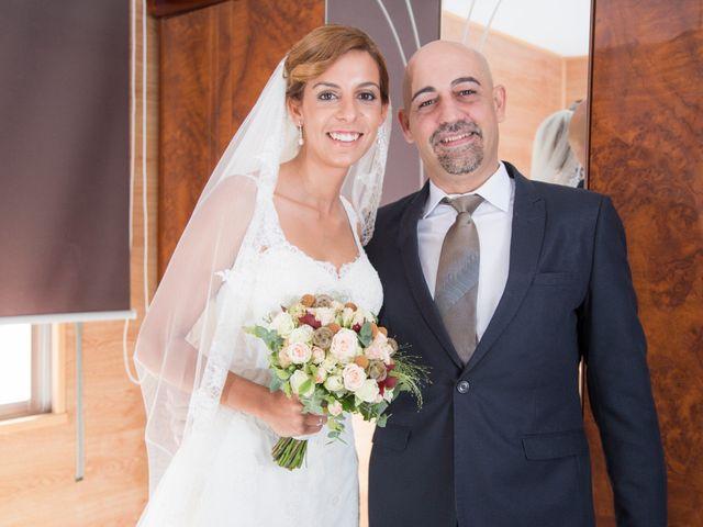 La boda de Andrés y Eva en Cañete, Cuenca 9