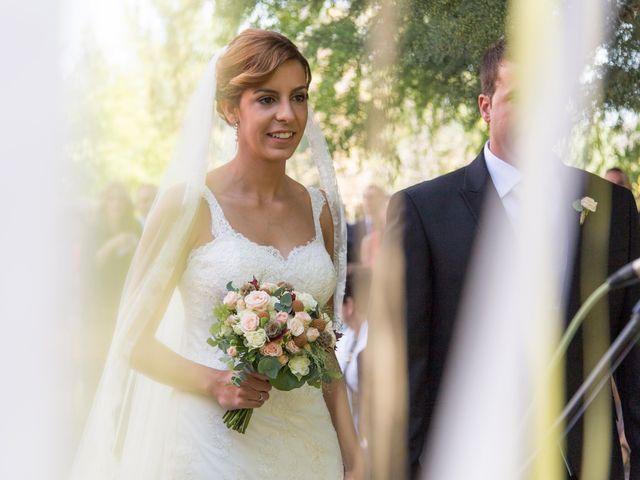 La boda de Andrés y Eva en Cañete, Cuenca 2