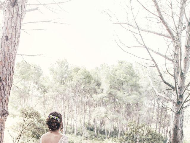 La boda de Josep y Mireia en La Selva Del Camp, Tarragona 5