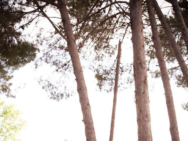 La boda de Josep y Mireia en La Selva Del Camp, Tarragona 10