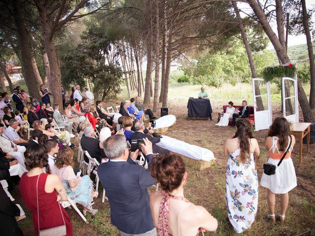 La boda de Josep y Mireia en La Selva Del Camp, Tarragona 11