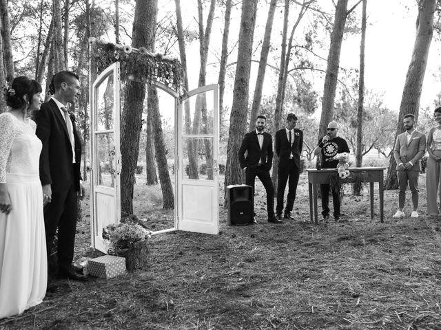La boda de Josep y Mireia en La Selva Del Camp, Tarragona 12