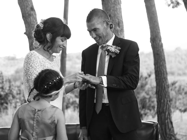 La boda de Josep y Mireia en La Selva Del Camp, Tarragona 14