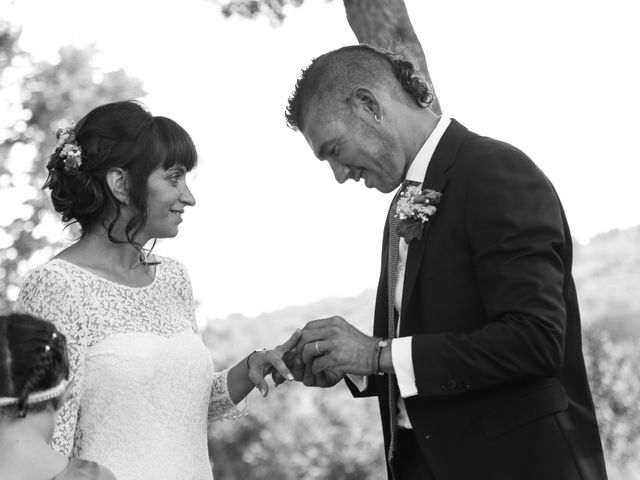 La boda de Josep y Mireia en La Selva Del Camp, Tarragona 15