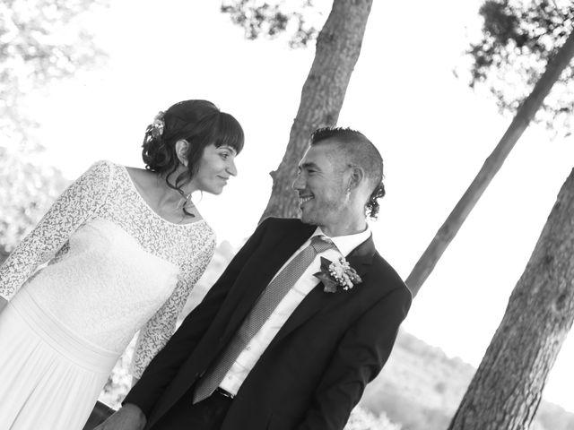 La boda de Josep y Mireia en La Selva Del Camp, Tarragona 16