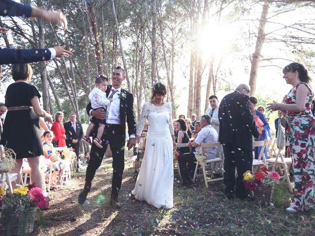 La boda de Josep y Mireia en La Selva Del Camp, Tarragona 17