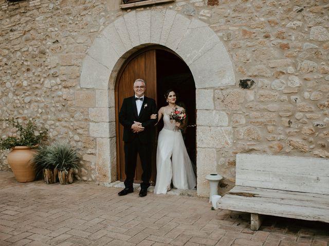 La boda de Mario y Elene en Pontos, Girona 23