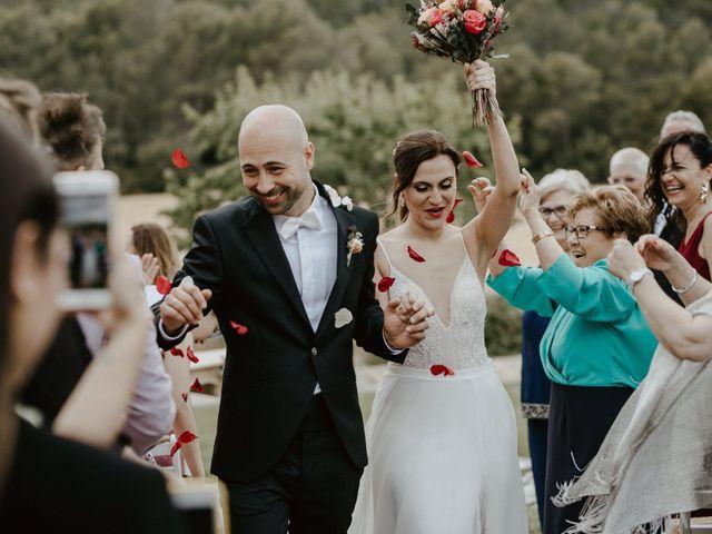 La boda de Mario y Elene en Pontos, Girona 28