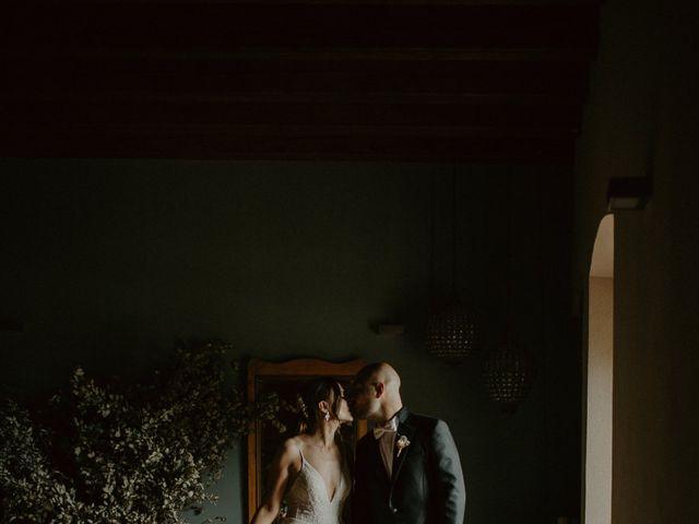 La boda de Mario y Elene en Pontos, Girona 31