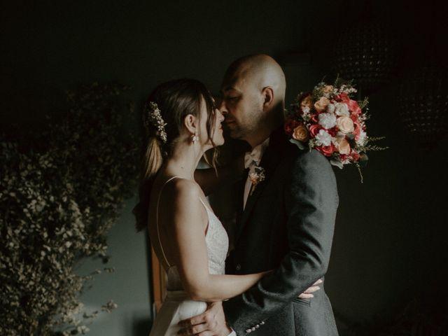 La boda de Mario y Elene en Pontos, Girona 32