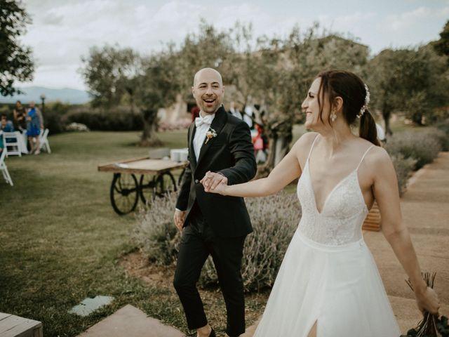 La boda de Mario y Elene en Pontos, Girona 45