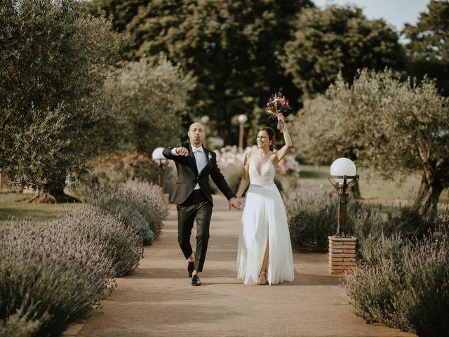 La boda de Mario y Elene en Pontos, Girona 49