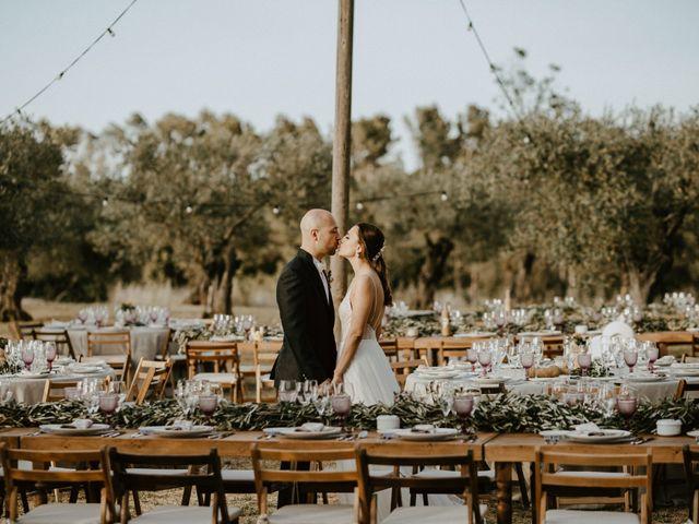 La boda de Mario y Elene en Pontos, Girona 54