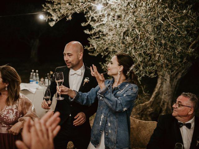 La boda de Mario y Elene en Pontos, Girona 61
