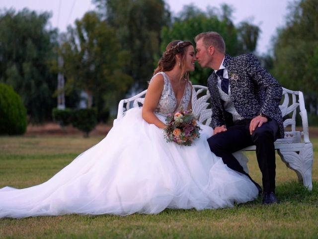 La boda de Nadia y Elies