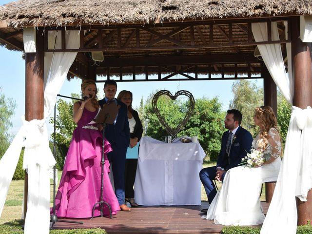 La boda de David y Amparo en L' Ènova, Valencia 4