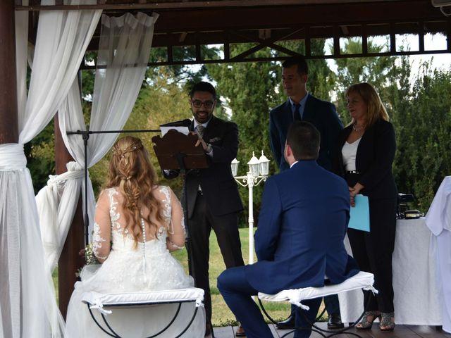La boda de David y Amparo en L' Ènova, Valencia 5