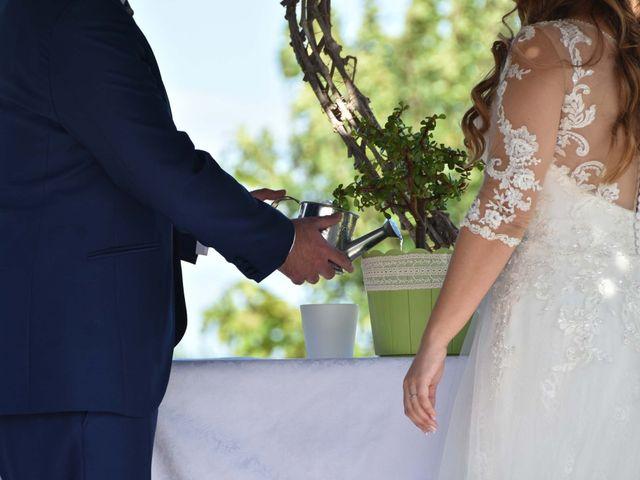 La boda de David y Amparo en L' Ènova, Valencia 9