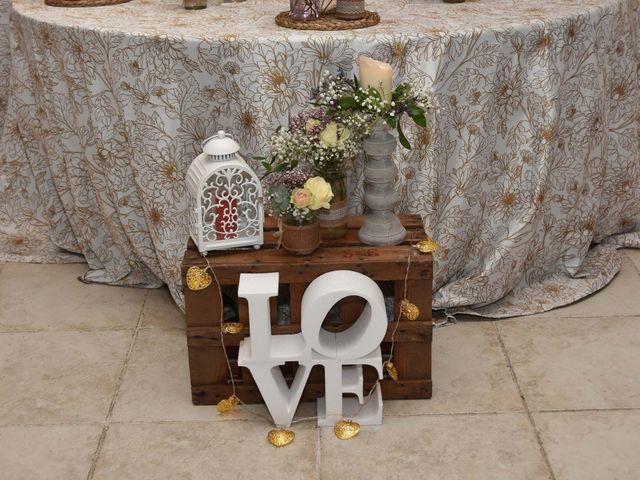La boda de David y Amparo en L' Ènova, Valencia 11