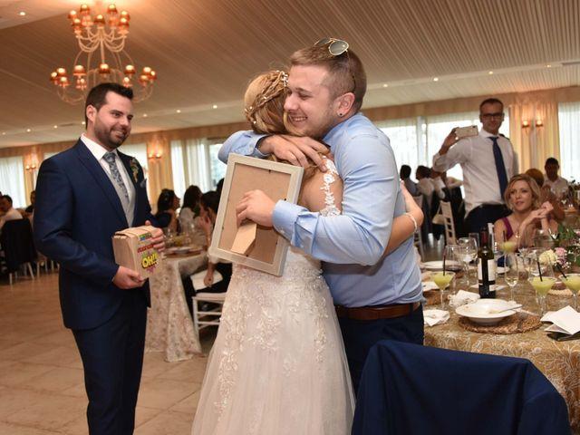 La boda de David y Amparo en L' Ènova, Valencia 12