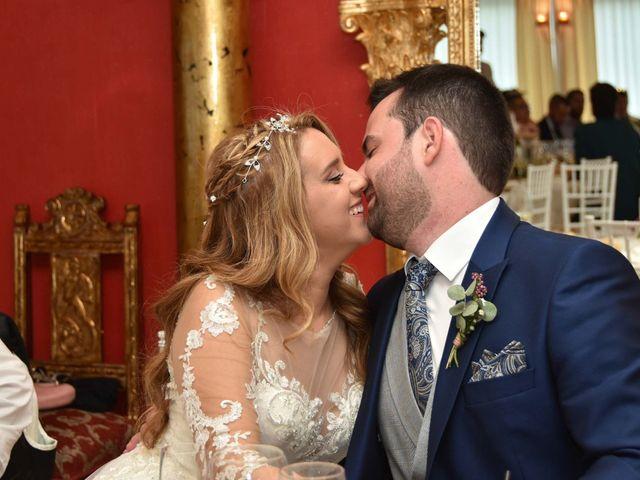 La boda de David y Amparo en L' Ènova, Valencia 13