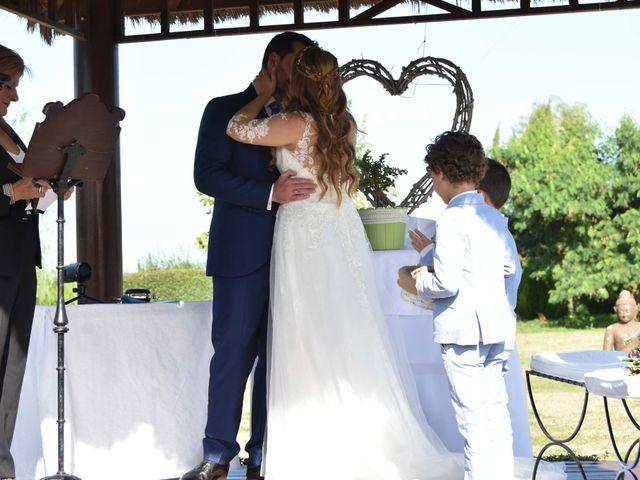La boda de David y Amparo en L' Ènova, Valencia 17