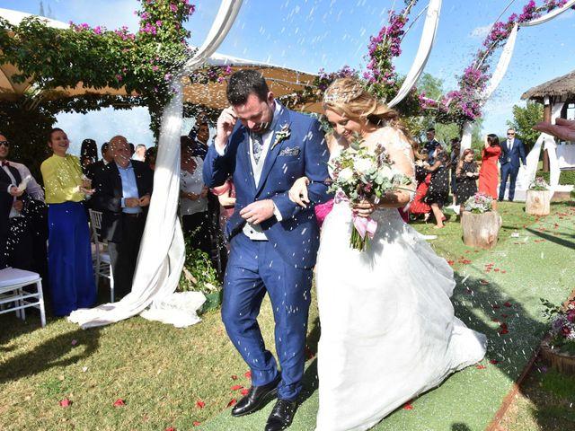 La boda de David y Amparo en L' Ènova, Valencia 18