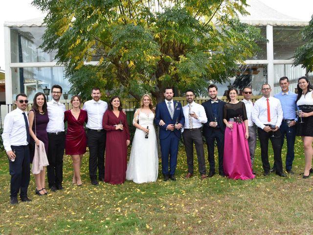 La boda de David y Amparo en L' Ènova, Valencia 20
