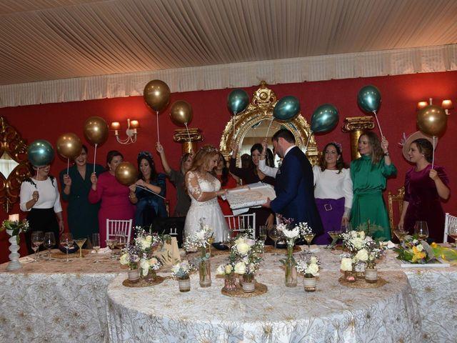 La boda de David y Amparo en L' Ènova, Valencia 23