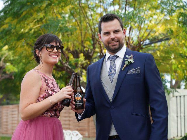 La boda de David y Amparo en L' Ènova, Valencia 25