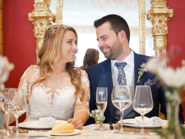 La boda de David y Amparo en L' Ènova, Valencia 26