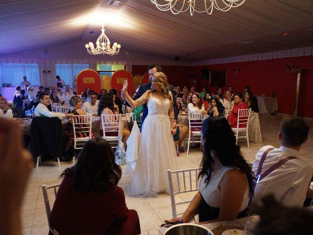 La boda de David y Amparo en L' Ènova, Valencia 29