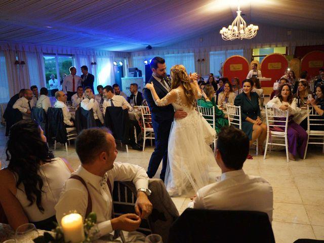 La boda de David y Amparo en L' Ènova, Valencia 30