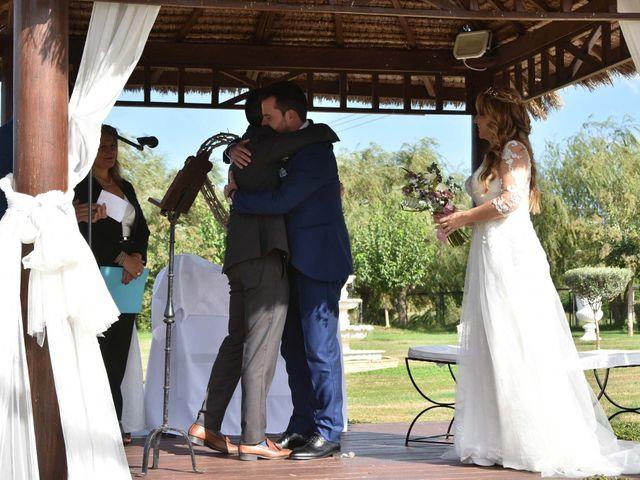 La boda de David y Amparo en L' Ènova, Valencia 34