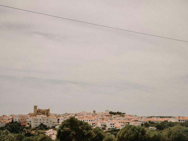 La boda de Hernan y Alina en Fornells, Islas Baleares 3