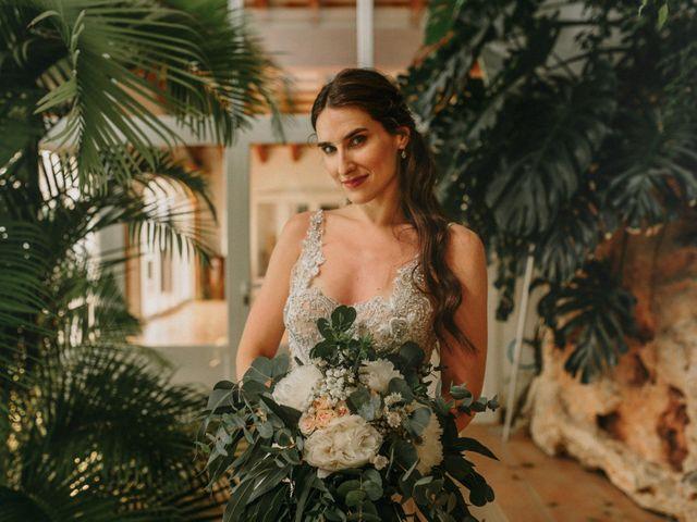 La boda de Hernan y Alina en Fornells, Islas Baleares 9