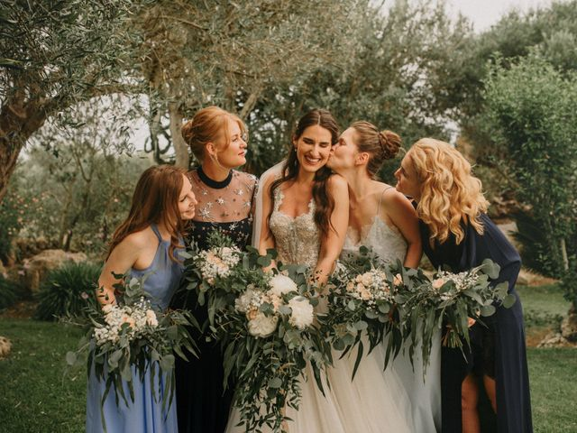 La boda de Hernan y Alina en Fornells, Islas Baleares 10