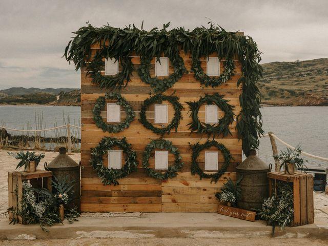 La boda de Hernan y Alina en Fornells, Islas Baleares 13