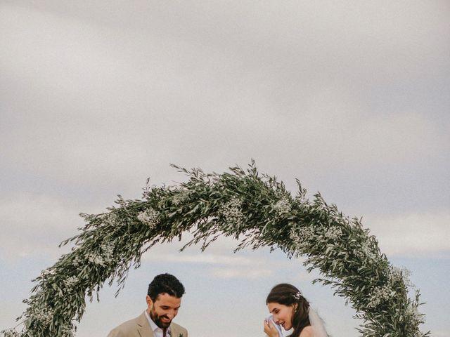 La boda de Hernan y Alina en Fornells, Islas Baleares 16