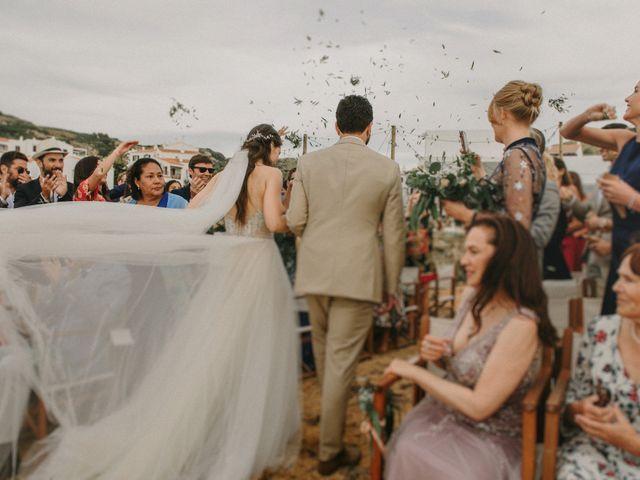 La boda de Hernan y Alina en Fornells, Islas Baleares 18